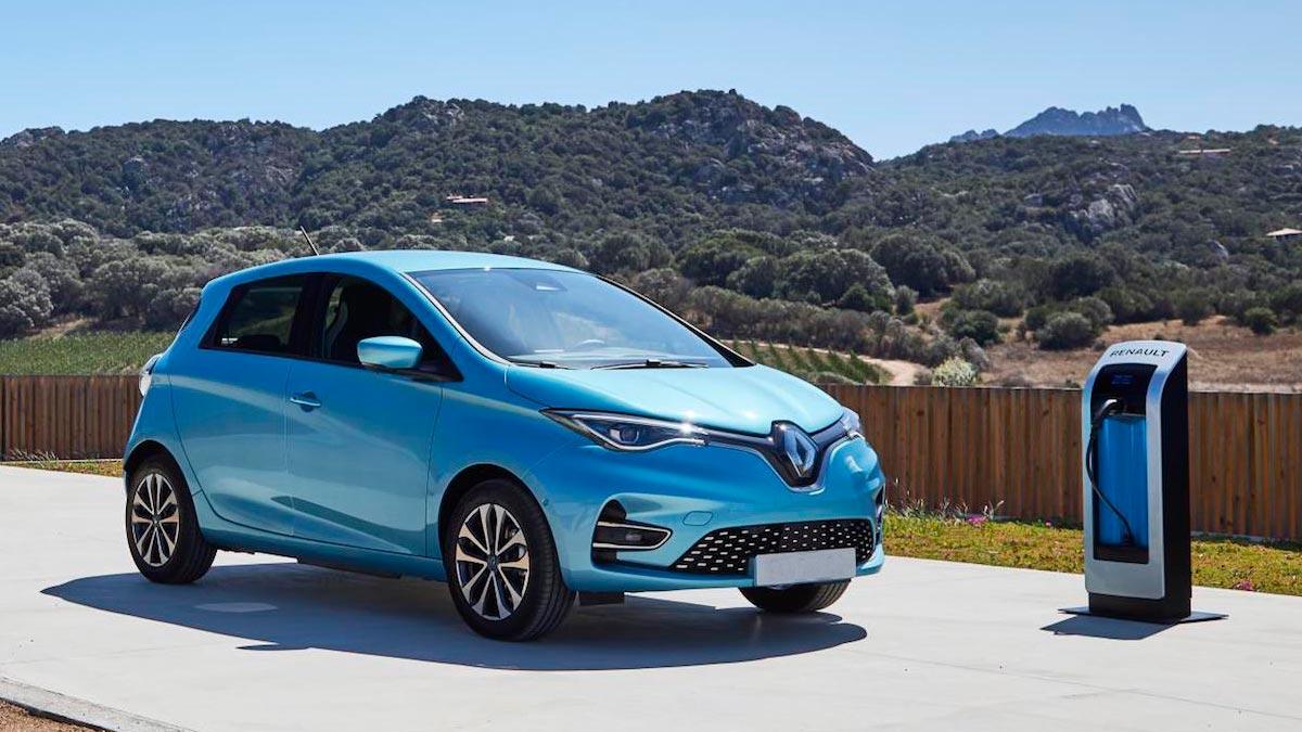 Las ventas de coches eléctricos se disparan un 55% en Europa