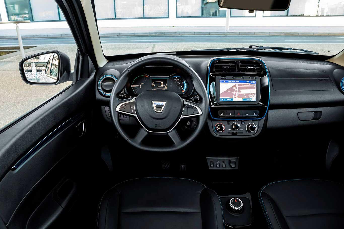 Nuevo Dacia Spring - El coche eléctrico a un precio Dacia